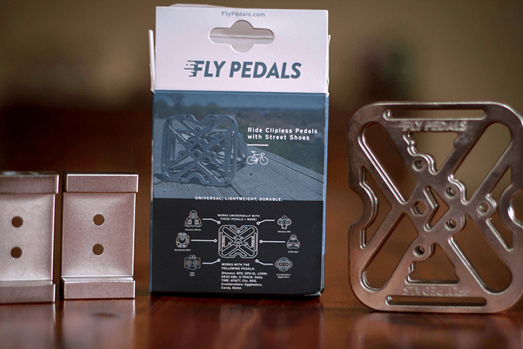 fly pedal box