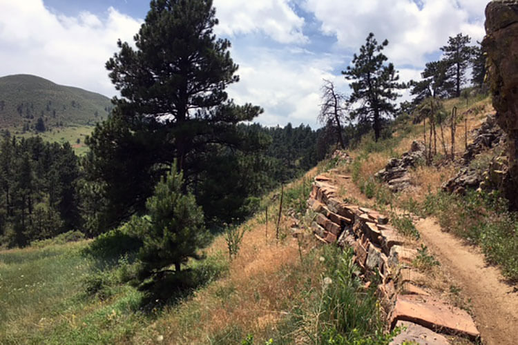 Picture Rock Trail, Lyons CO.